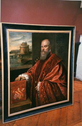 Portrait d'un procurateur de la République de Venise