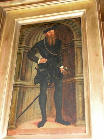 Portrait d'homme,dit Ferdinand François d'Avalos