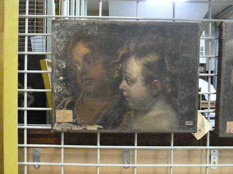 face A, face 1 © 2017 Musée du Louvre / Peintures
