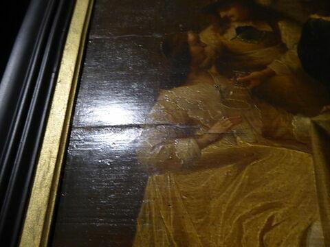 détail © 2017 Musée du Louvre / Peintures