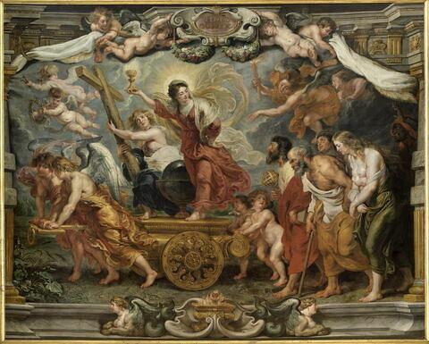Le Triomphe de l'Eucharistie