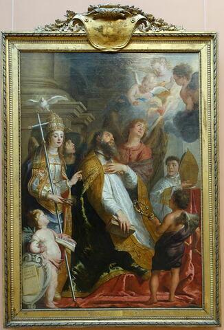 L'Extase de saint Augustin
