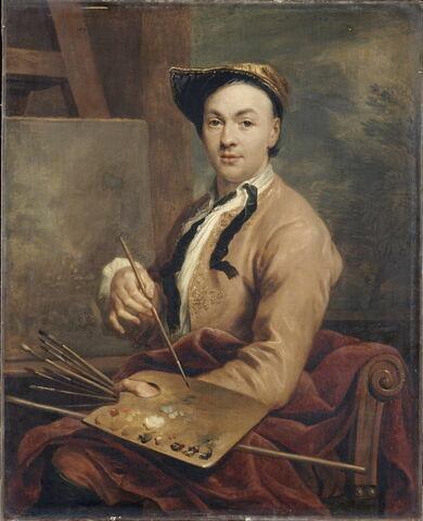Portrait de Jacques de Roore, 1722