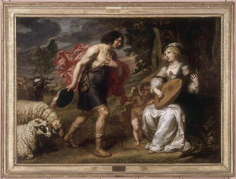 Scène pastorale (ou Jacob et Rachel)