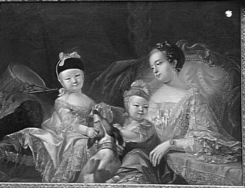 face, recto, avers, avant ; vue d'ensemble ; vue sans cadre © RMN-Grand Palais (musée du Louvre)