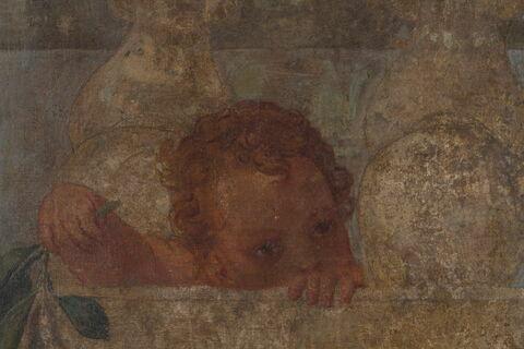 face, recto, avers, avant ; détail © 2016 Musée du Louvre / Cathy Lauthelin