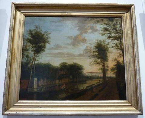 Bord de Canal à Delft