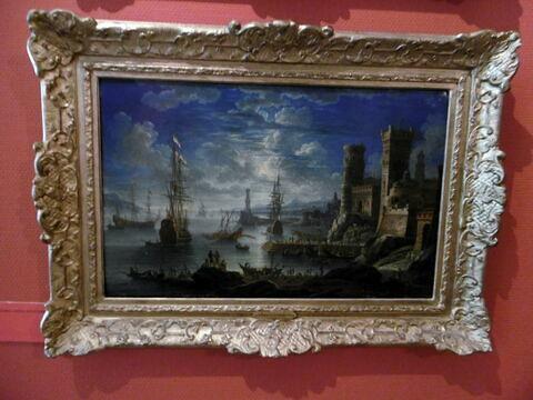 vue de l'objet en situation © 2017 Musée du Louvre / Peintures