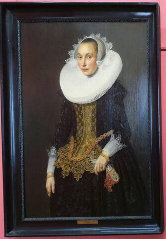face, recto, avers, avant ; vue d'ensemble © 2019 Musée du Louvre / Peintures