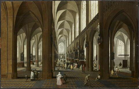 Les Nefs de la Cathédrale d'Anvers