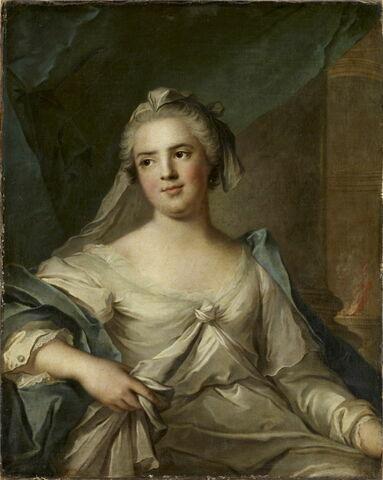 Portrait de Mme Henriette en Vestale, dit autrefois à tort Portrait de Mme Dupin