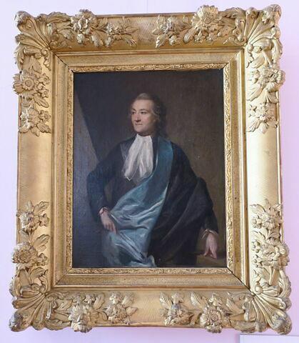 Portrait d'homme, parfois identifié comme le Portrait de Wille père