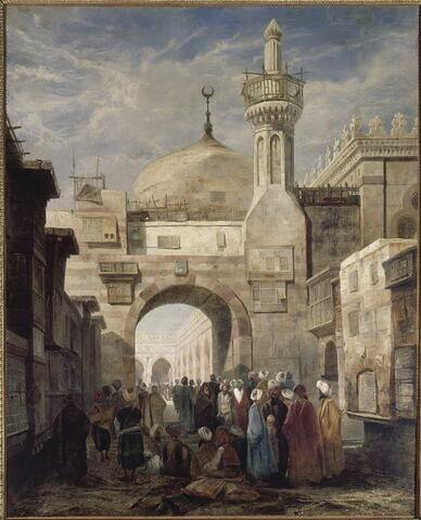 Mosquée d'El Asar au Caire