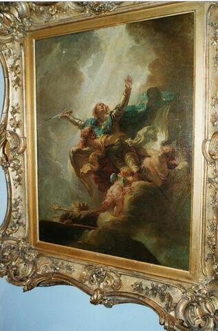 Apothéose de saint Louis