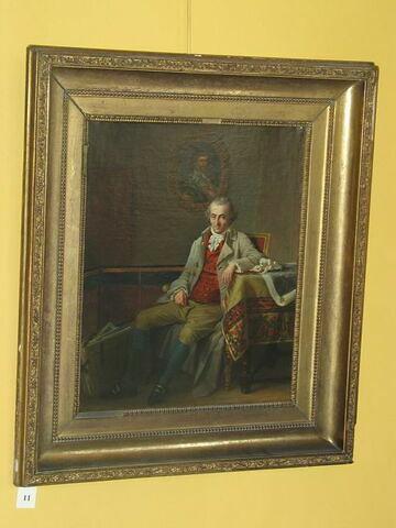 Portrait de Henri Gérard, frère de Marguerite Gérard