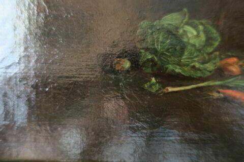 détail ; face, recto, avers, avant © 2019 Musée du Louvre / Peintures