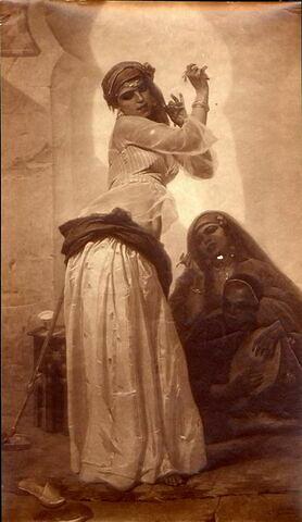 Une Danseuse au Caire