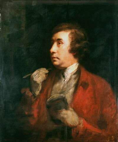 Portrait de Sir William Chambers