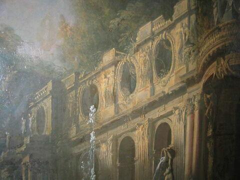 face, recto, avers, avant ; détail © 2008 Musée du Louvre / Peintures