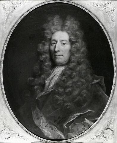 Portrait d'homme (M. Cheniot ?)