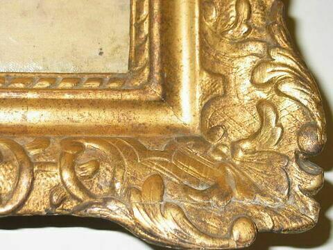 cadre ; détail © 2008 Musée du Louvre / Peintures