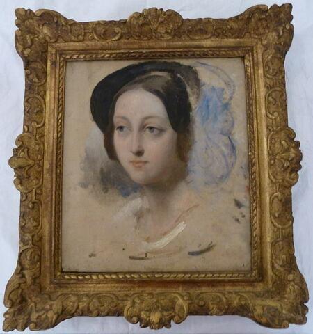 face, recto, avers, avant © 2018 Musée du Louvre / Peintures
