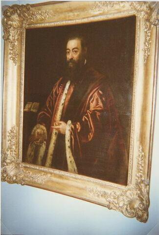 Portrait de sénateur vénitien âgé de 57 ans