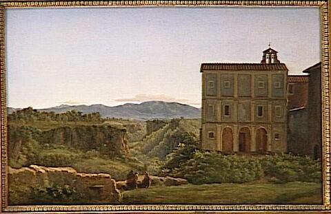 Couvent à Civita Castellana