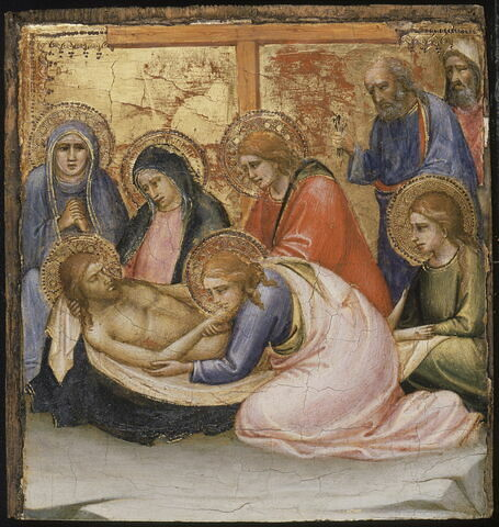 Scènes de la Vie du Christ : Déploration.