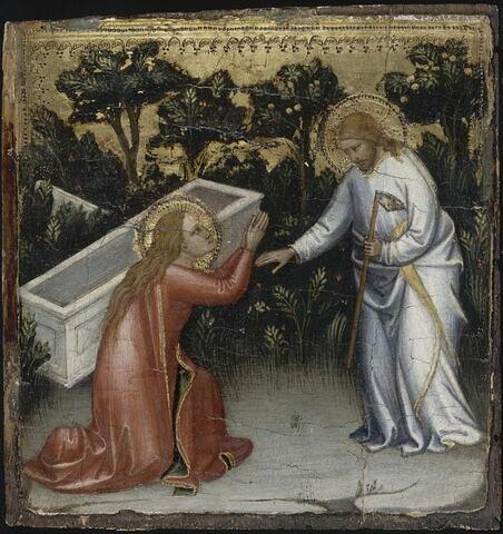 Scènes de la Vie du Christ : Noli me Tangere.