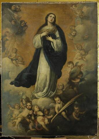 Vierge glorieuse