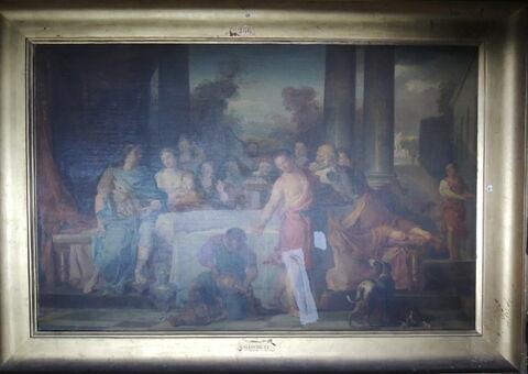 Le repas d'Énée et de Didon