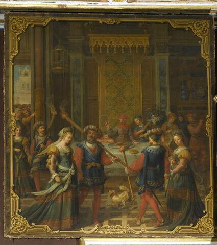 © 2012 RMN-Grand Palais (musée du Louvre) / Gérard Blot