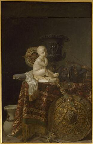 face, recto, avers, avant ; vue d'ensemble ; vue sans cadre © 1992 RMN-Grand Palais (musée du Louvre) / Gérard Blot