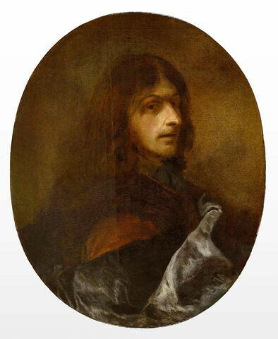 Autoportrait de Sébastien Bourdon