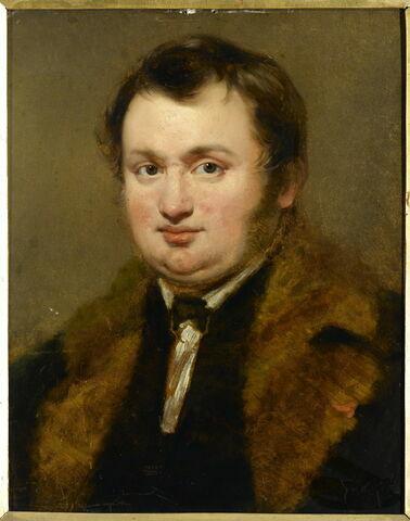 Portrait d'Abel Hugo (1798-1855), frère de Victor Hugo
