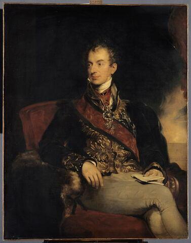 Portrait de Metternich