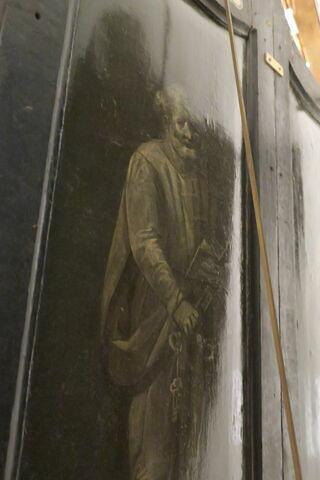 dos, verso, revers, arrière © 2018 Musée du Louvre / Peintures