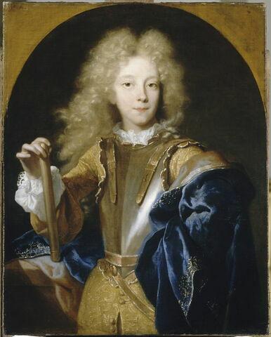 Portrait de Jean-François-de-Paule de Créquy de Bonne, duc de Lesdiguières