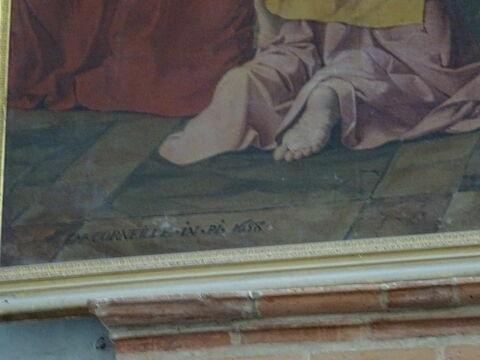 détail © 2018 Musée du Louvre / Peintures