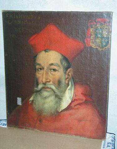 Portrait du Cardinal Sigismond d'Este