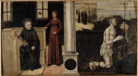 La Tentation de saint Benoît
