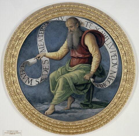 Le Prophète David