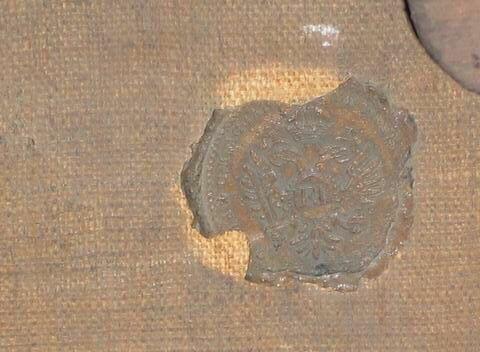 dos, verso, revers, arrière © 2007 Musée du Louvre / Peintures