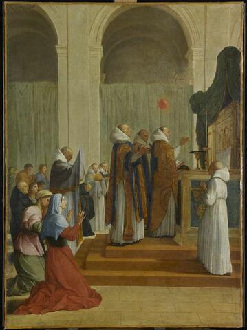 Messe de saint Martin