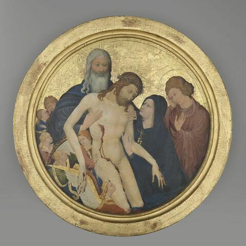 La grande Pietà ronde
