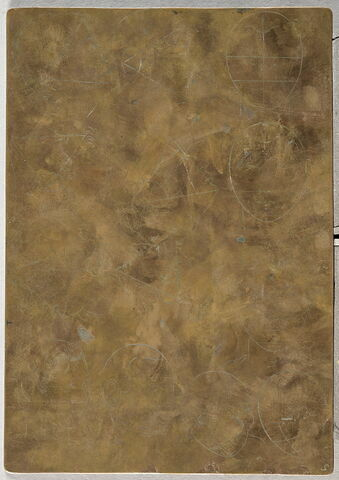 dos, verso, revers, arrière ; vue d'ensemble ; vue sans cadre © 2016 RMN-Grand Palais (musée du Louvre) / Tony Querrec