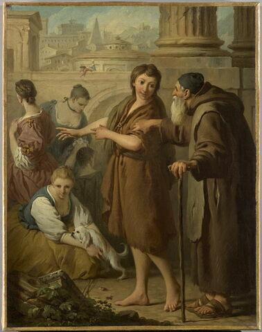Les Oies du frère Philippe (La Fontaine, Contes)