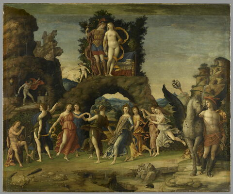 Mars et Vénus, dit Le Parnasse