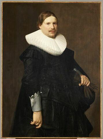 Portrait d'homme âgé de vingt-sept ans